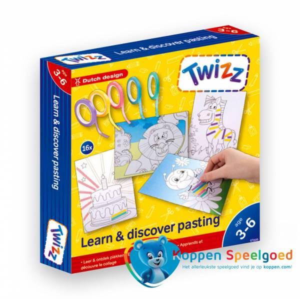 Twizz Leer en ontdek plakken