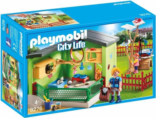 Kattenverblijf Playmobil (9276)
