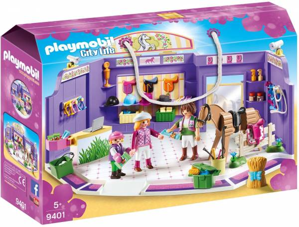 Ruitersportwinkel Playmobil (9401)