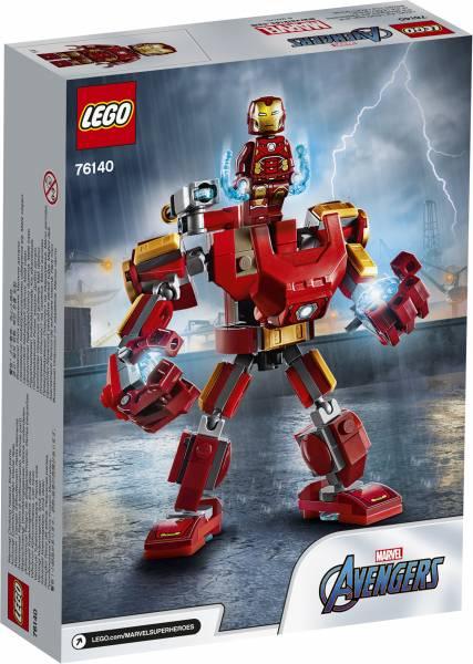 Lego Avengers - Iron Man Mech (76140)
