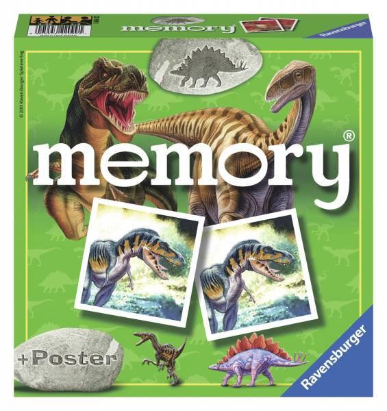 Memory Dinosaurier