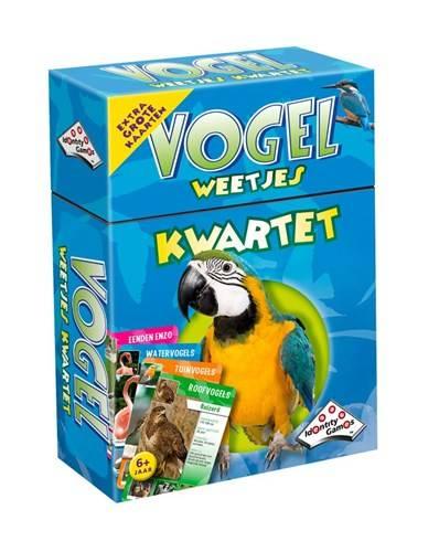Identity Games, Vogel weetjes kwartet