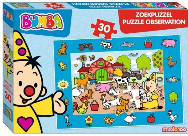 Puzzel Bumba: 30 stukjes