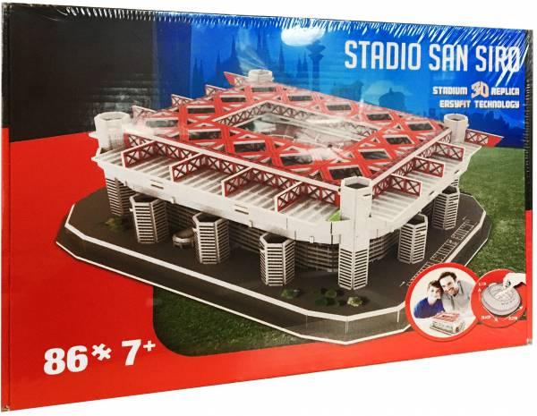 Puzzel AC Milaan San Siro Red