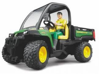 John Deere Gator Bedrijfsvoertuig Bruder (02490)