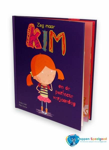 Boek Zeg maar Kim en perfecte verjaardag