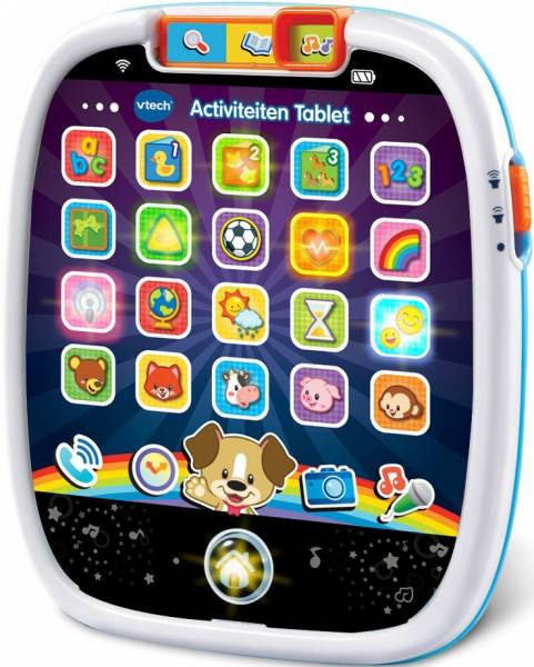 Actviteiten Tablet Vtech: 9+ mnd (80-602923)