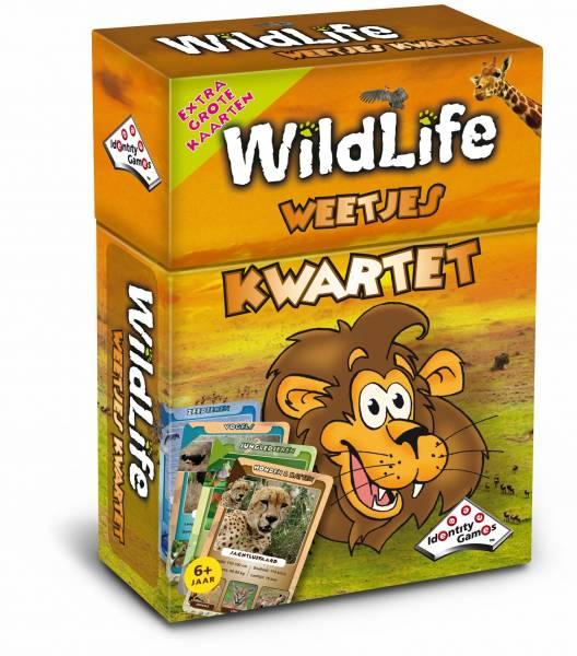 Kwartet Wildlife (FSC11144)