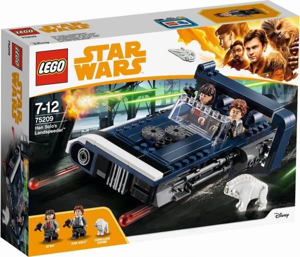 Han Solo`s Landspeeder (75209)