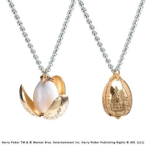 The Golden Egg hanger - het Gouden Ei