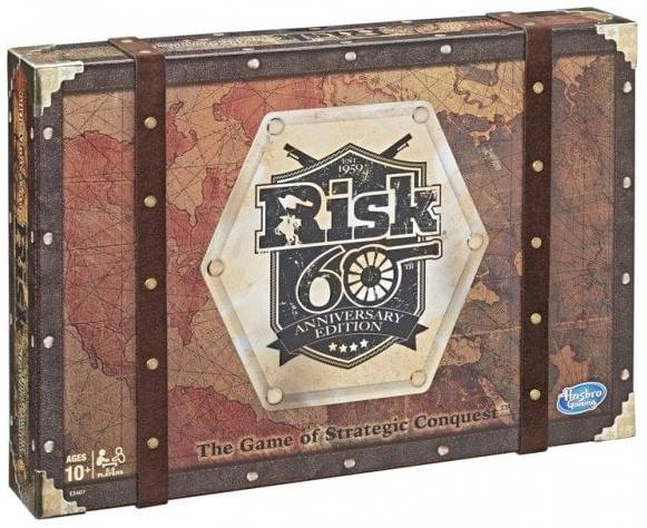 Risk Jubileum Editie: 60th Anniversary (E3407)
