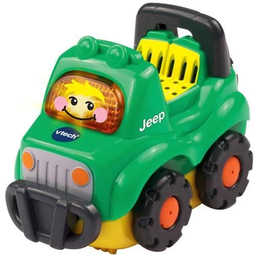 VTECH Toet toet auto: Jimmy Jeep 12+ mnd
