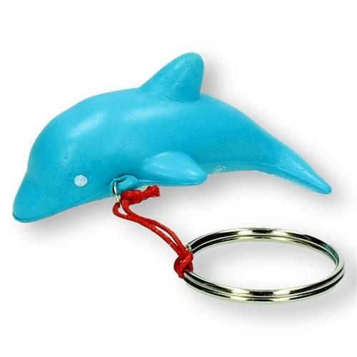 Sleutelhanger dolfijn foam