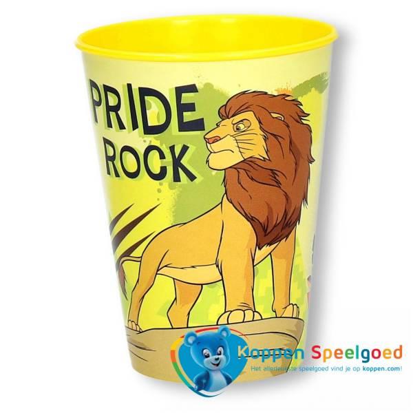 Beker Lion King 260 ML