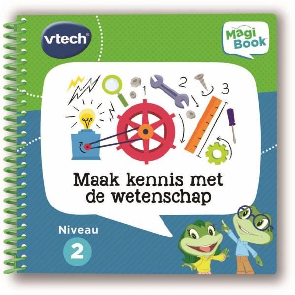 MagiBook Vtech: wetenschap 4+ jr (80-480923)