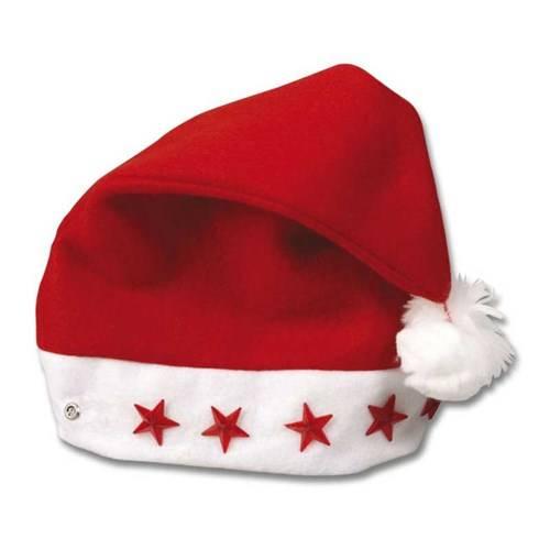 Kerstmuts met licht voor peuter