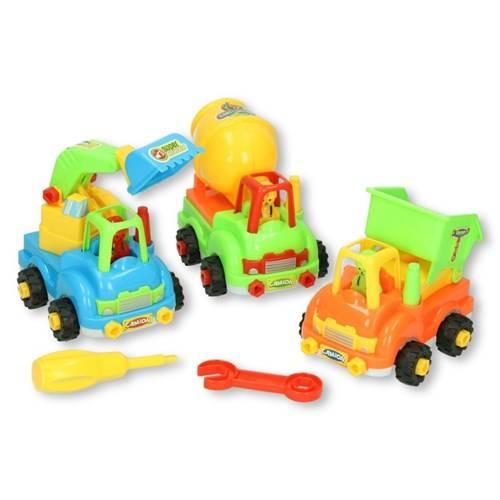 Werkverkeer bouwen en spelen