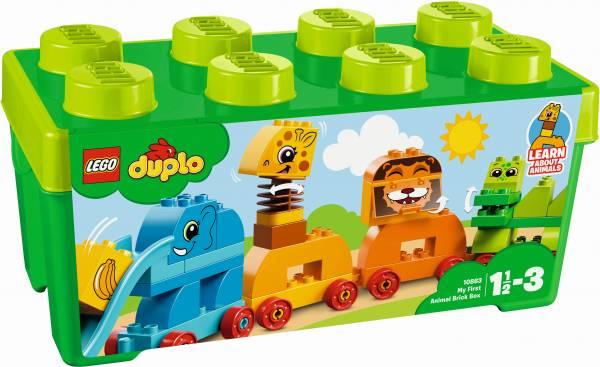 Opbergdoos Mijn eerste dier Lego Duplo (10863)
