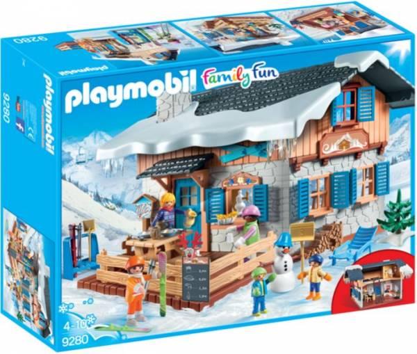 Skihut Playmobil (9280)