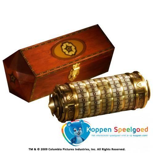 The Da Vinci Code Cryptex