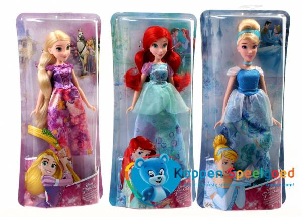 Disney Prinses fashion pop