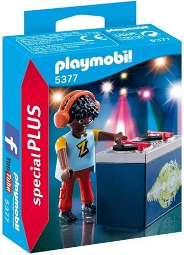 PLAYMOBIL DJ Z - 5377