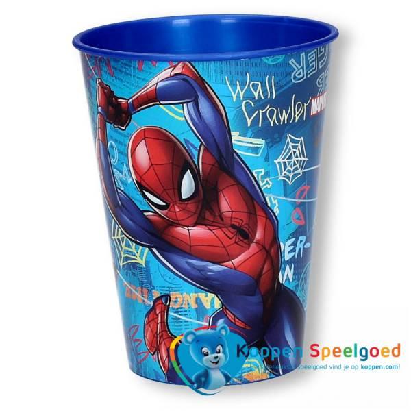 Beker Spiderman Graffiti 260 ML