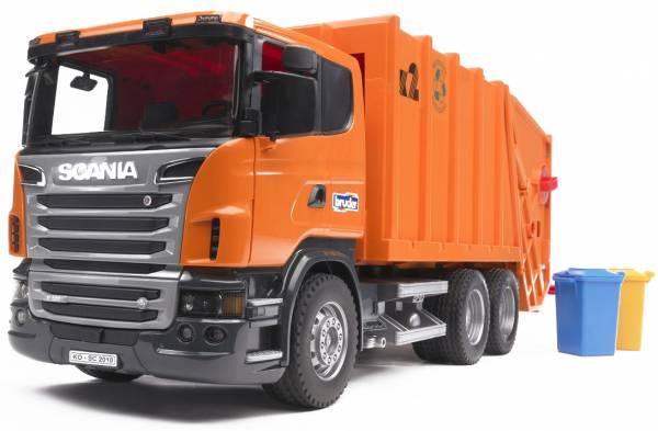 Bruder Scania R Vuilniswagen 03560
