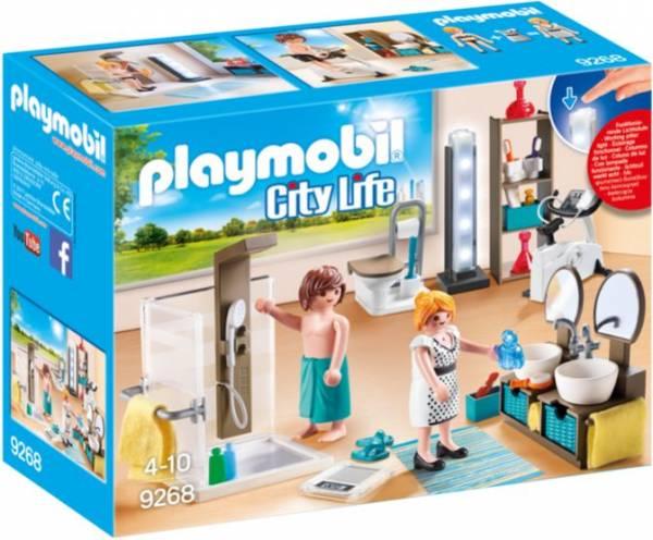 Badkamer met douche Playmobil (9268)