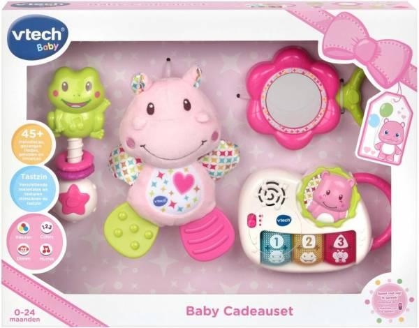 Baby Cadeauset roze Vtech: 0+ mnd (80-522052)