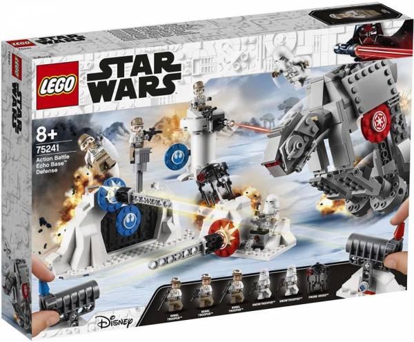 Action Battle Verdediging van Echo Base Lego (7524 1)