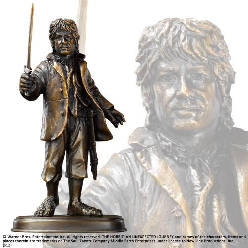 Bilbo bronzen sculptuur