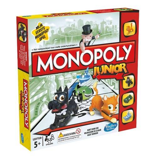 Spel Monopoly Junior