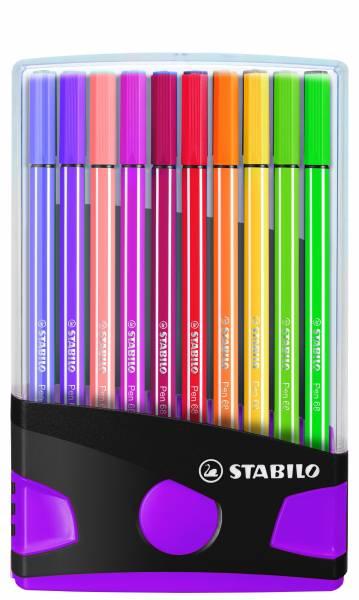 Viltstiften Stabilo Pen 68 Colorparade: 20 stuks (6820-031-03)