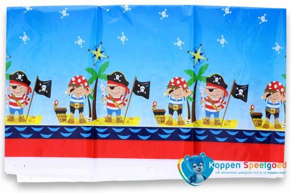 Tafelkleed piraat 132 x 220 cm