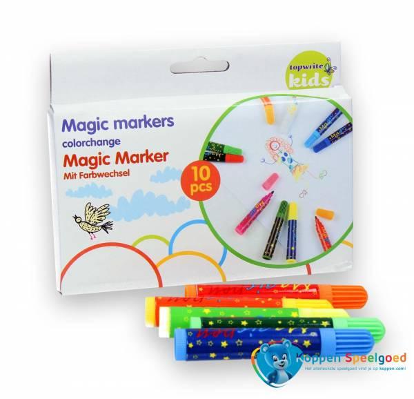 Magische viltstiften 10 stuks