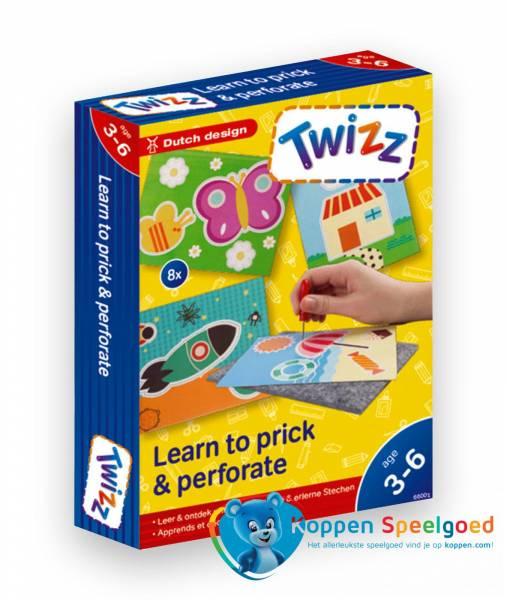 Twizz Leer en ontdek prikken
