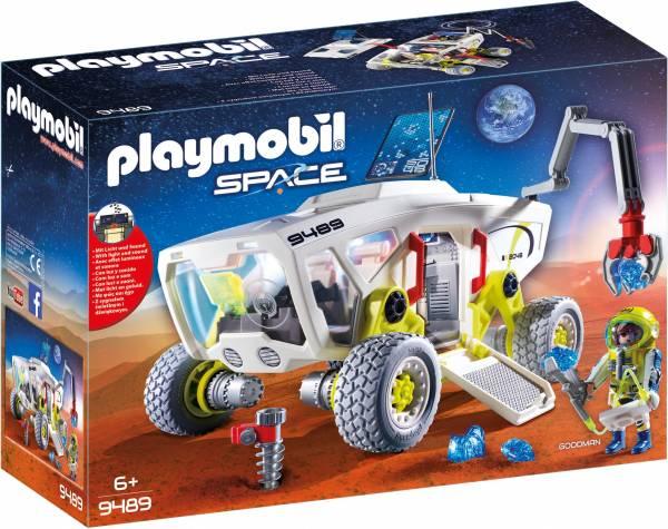 Mars verkenningsvoertuig Playmobil (9489)