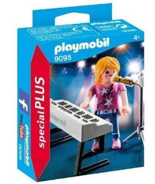 PLAYMOBIL Zangeres met keyboard