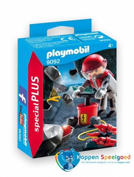 PLAYMOBIL Explosievenexpert - 9092