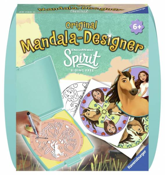 Mandala Designer Mini: Spirit (297658)