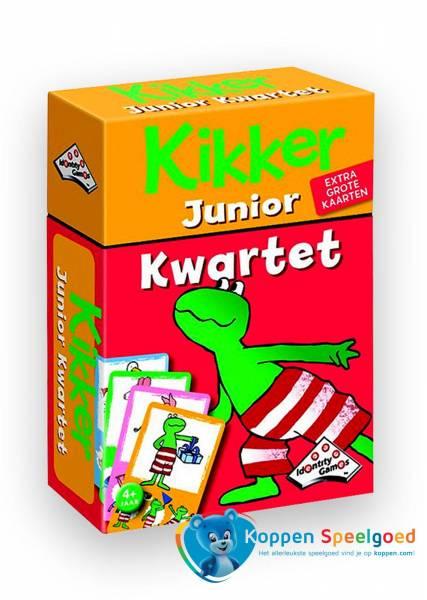 Identity Games, Kikker Junior kwartet