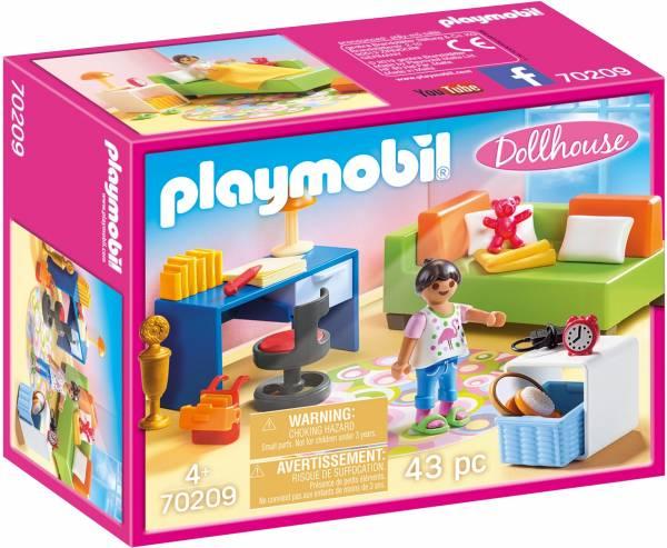Kinderkamer met slaapbank Playmobil (70209)