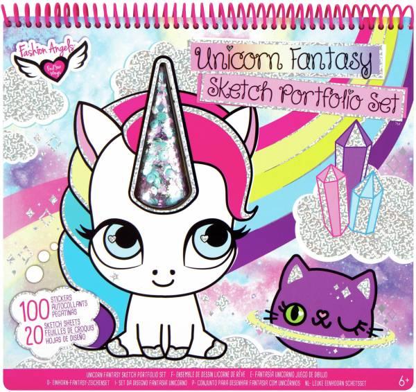 Super Kleur- en Stickerboek Eenhoorn Crayola (9%) (F12203)