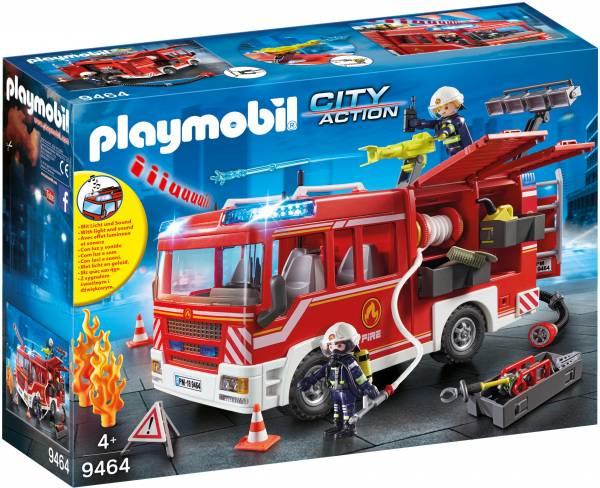 Brandweer pompwagen Playmobil (9464)
