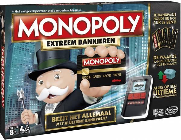 Monopoly: Extreem Bankieren (B6677)