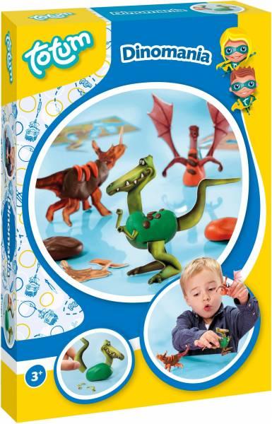 Dinomania ToTum: fantasie dino
