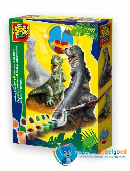 SES Gipsgieten T-Rex