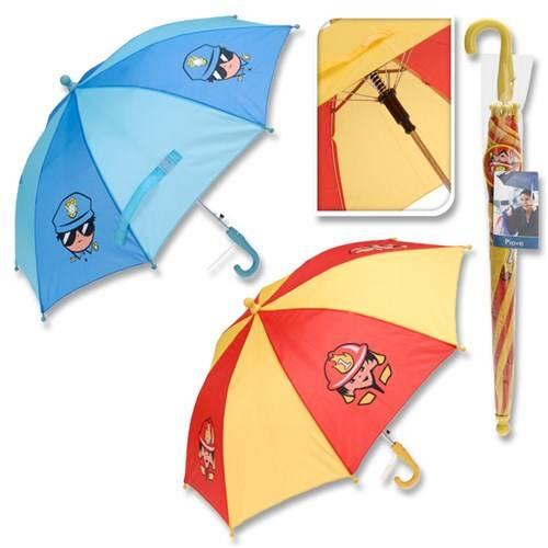 Paraplu met print voor jongens