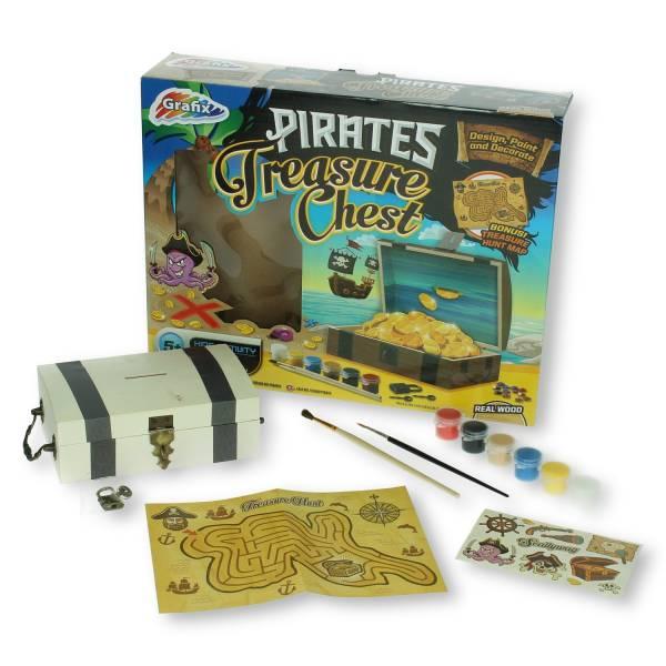 Piraten schatkist
